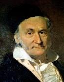 Johann Carl Friedrich Gauß war ein deutscher Mathematiker, Astronom, Geograf und Physiker. Er gilt als einer der wichtigsten Mathematiker. - gauss